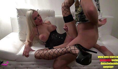 Big Tits Ebenholz wird oma sexfilme gefickt.